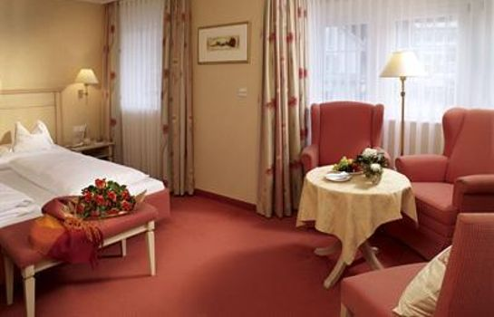 Double room (standard) Flair Adlerbad