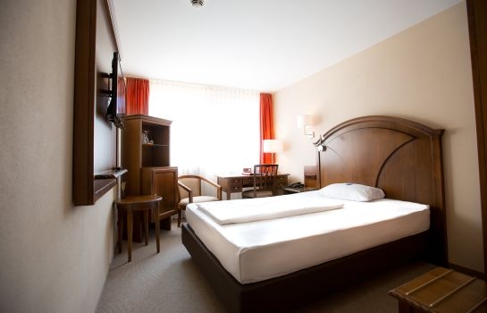 Chambre individuelle (standard) Burghotel