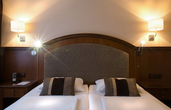 Chambre double (standard) Burghotel