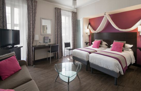 Junior Suite Grand Hotel Le Florence