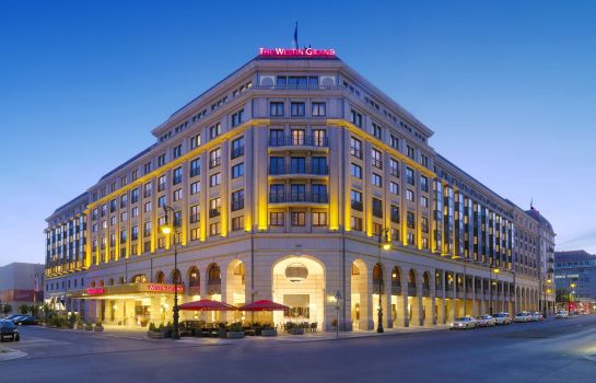 Vista exterior The Westin Grand Berlin The Westin Grand Berlin
