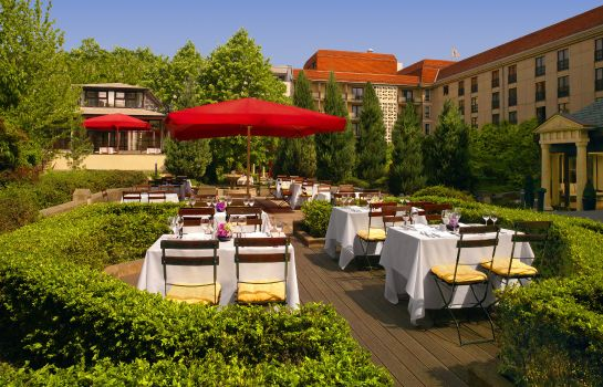 Tuin The Westin Grand Berlin