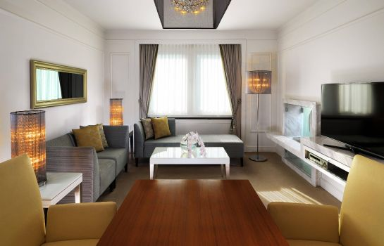 Suite The Westin Grand Berlin