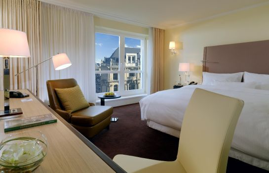 Doppelzimmer Komfort Berlin The Westin Grand