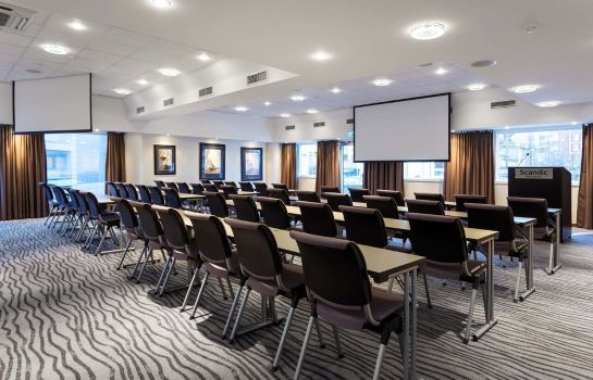 Conference room Scandic Kristiansund