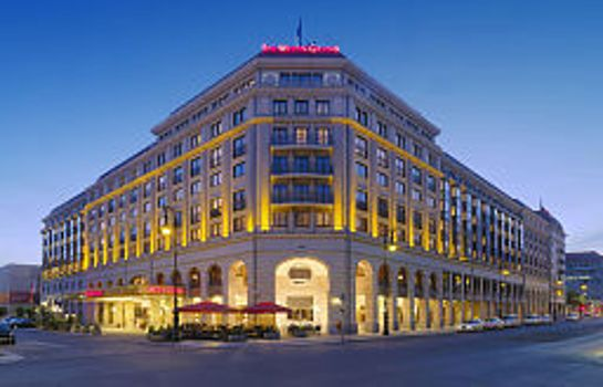 Vista esterna Berlin The Westin Grand