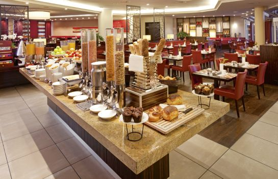 Breakfast buffet Moevenpick Hotel & Casino