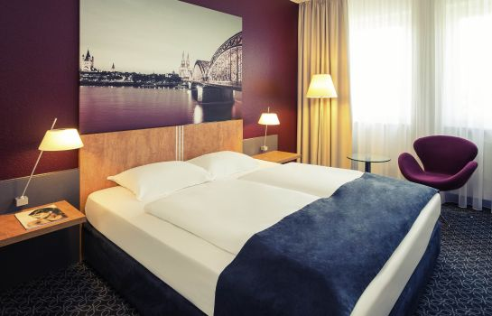 Standardzimmer Mercure Hotel Severinshof Koeln City