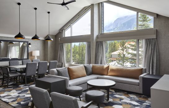 Suite Kananaskis Mountain Lodge Autograph Collection