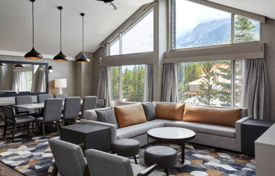 Chambre Kananaskis Mountain Lodge Autograph Collection