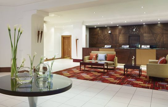 Lobby Swindon Marriott Hotel