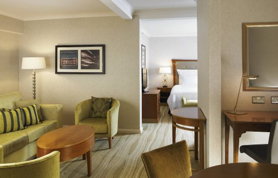 Suite Swindon Marriott Hotel