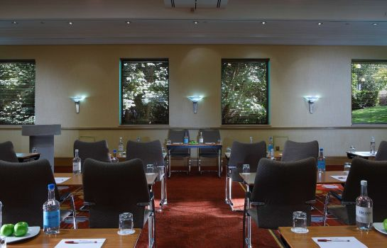 Conference room Swindon Marriott Hotel