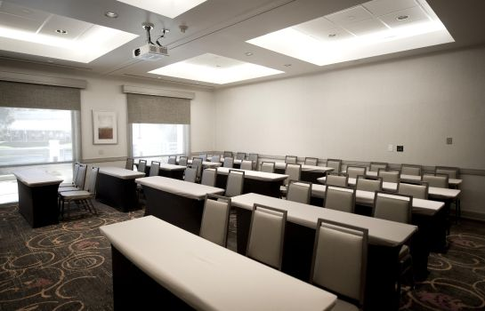 Conference room Hilton Boca Raton Suites