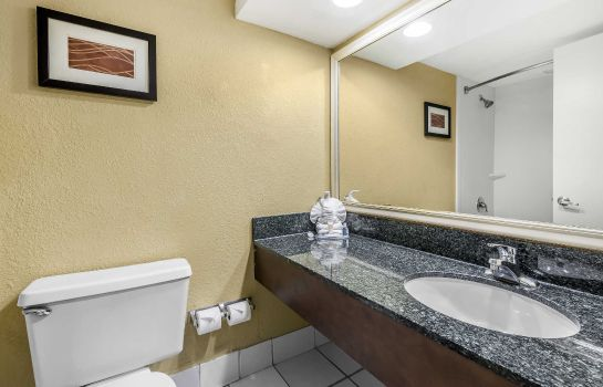 Suite Comfort Inn Orlando - Lake Buena Vista