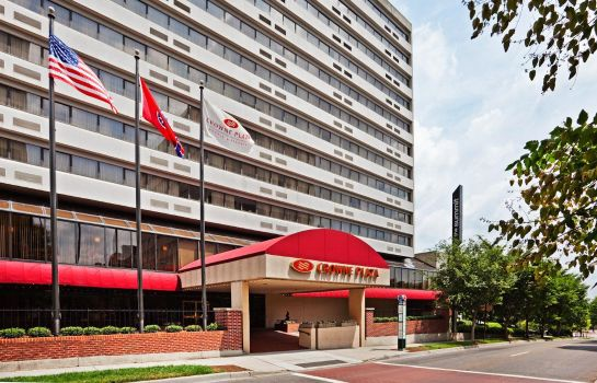 Exterior view Crowne Plaza KNOXVILLE DOWNTOWN UNIVERSITY