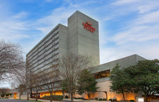 Vista exterior Crowne Plaza KNOXVILLE DOWNTOWN UNIVERSITY