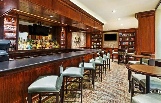 Bar del hotel Crowne Plaza KNOXVILLE DOWNTOWN UNIVERSITY