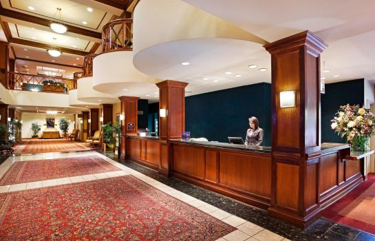Hotelhalle Crowne Plaza KNOXVILLE DOWNTOWN UNIVERSITY