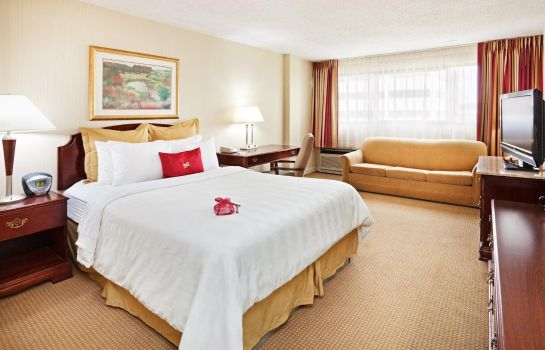 Room Crowne Plaza KNOXVILLE DOWNTOWN UNIVERSITY