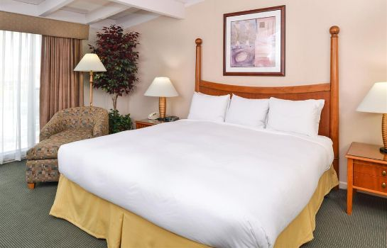 Chambre Red Lion Hotel Woodlake Conference Center Sacramento