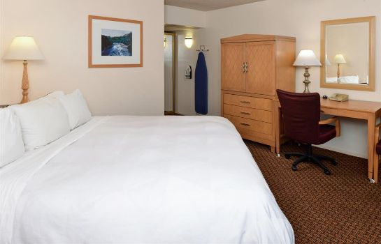 Kamers Red Lion Hotel Woodlake Conference Center Sacramento