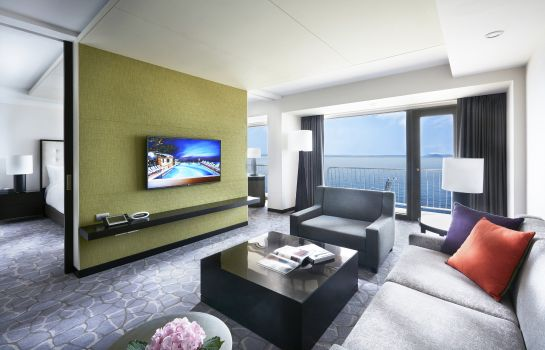 Suite Paradise Busan Hotel and Casino