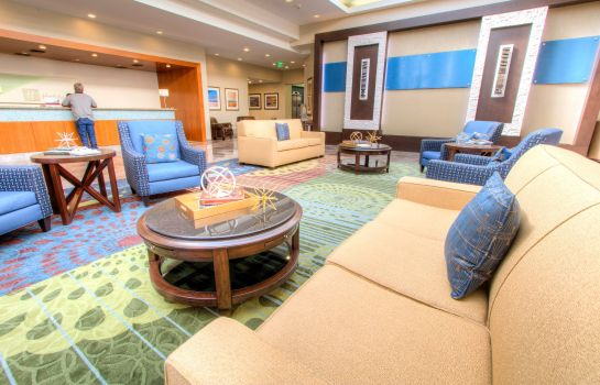 Hotelhalle Holiday Inn TAMPA WESTSHORE - AIRPORT AREA