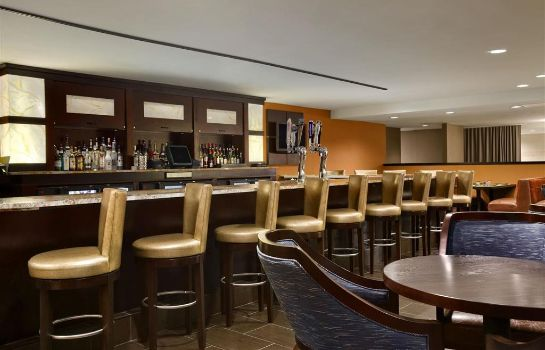 Hotelbar Hilton New York JFK Airport