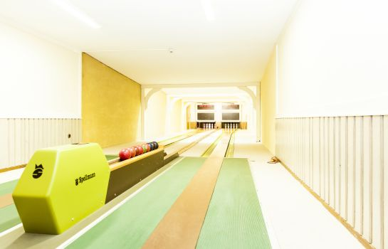 Sports facilities Bach Hotel