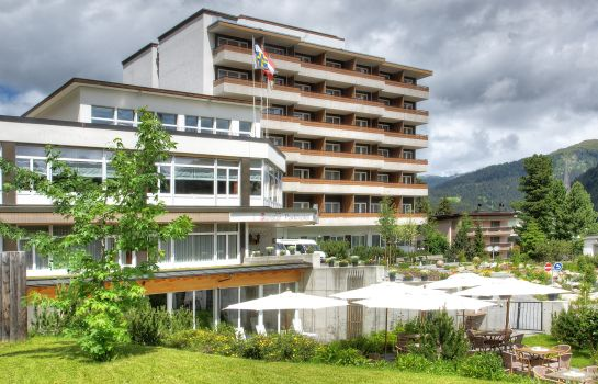 Exterior view Sunstar Hotel Davos