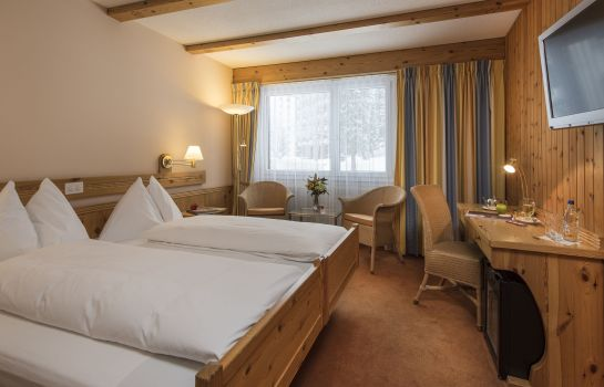 Double room (standard) Sunstar Hotel Davos