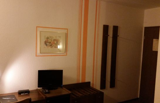 Single room (standard) Kirchberg Hotel