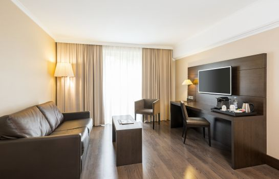 Junior Suite NH Berlin Kurfürstendamm
