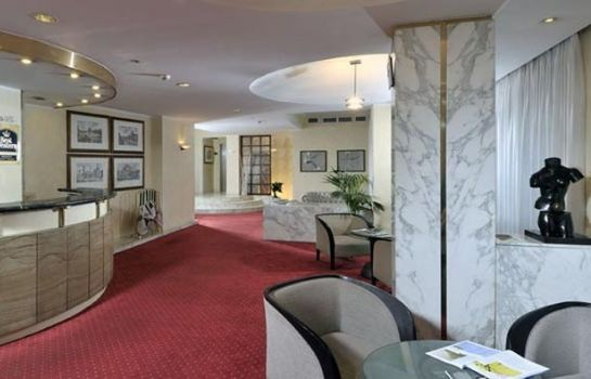 Hotelhalle Best Western Piccadilly