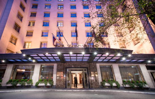 Buitenaanzicht The Westbury Mayfair a Luxury Collection Hotel London