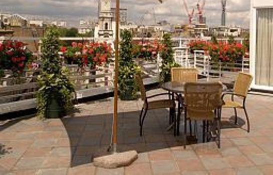 Terras The Westbury Mayfair a Luxury Collection Hotel London