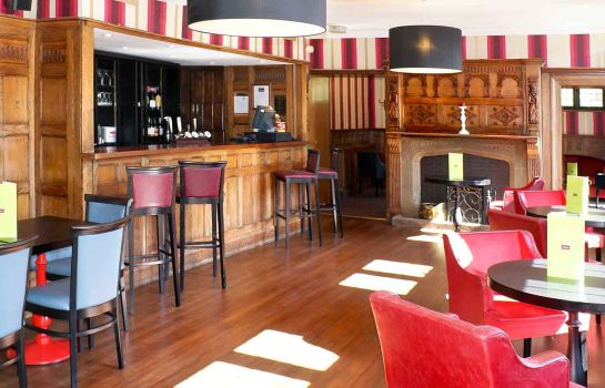 Bar de l'hôtel Mercure Banbury Whately Hall Hotel