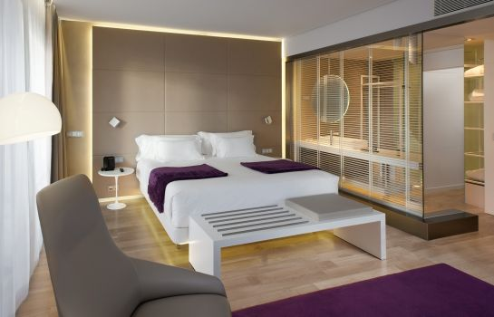 Double room (superior) NH Collection Madrid Eurobuilding