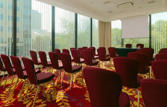 Conference room Warsaw Marriott Hotel