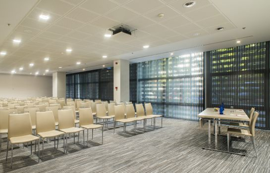Meeting room NH Collection Madrid Eurobuilding