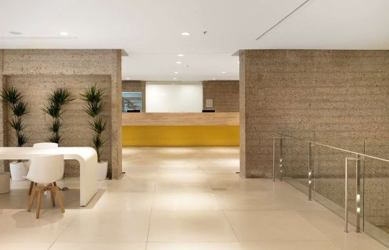 Lobby NH Collection Madrid Eurobuilding