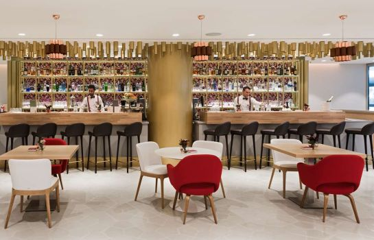 Restaurante NH Collection Madrid Eurobuilding