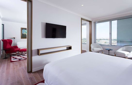 Suite NH Collection Madrid Eurobuilding