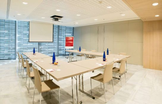 Conference room NH Collection Madrid Eurobuilding
