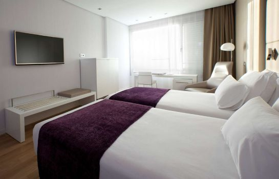Room NH Collection Madrid Eurobuilding