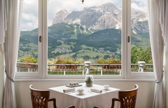 Info Cortina d'Ampezzo  a Luxury Collection Resort & Spa Cristallo