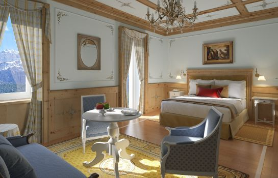 Camera Cortina d'Ampezzo  a Luxury Collection Resort & Spa Cristallo