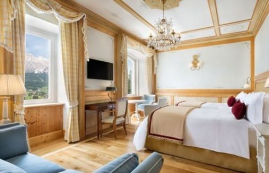 Zimmer Cristallo a Luxury Collection Resort & Spa Cortina d'Ampezzo