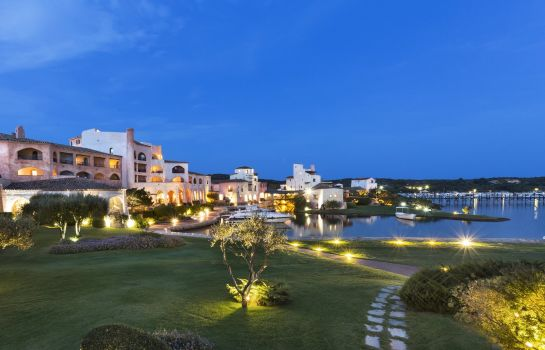 Außenansicht Costa Smeralda  a Luxury Collection Hotel Hotel Cala di Volpe